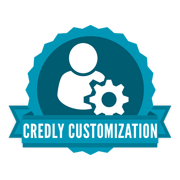 Credly Customization (Lab O)