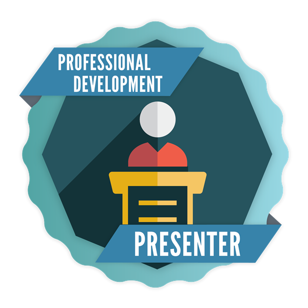 Professional Development Night - Presenter